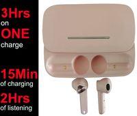 10PCS البسيطة سماعات الأذن TWS بلوتوث 5.0 لاسلكية 3 ساعات الاستماع # 30Hrs مع حالة شحن # PK I200 i7 من I9 I500