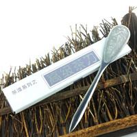 Aço Tea faca inoxidável metal Inserir Puerh Facas Puer Ferramentas Chás Faca Para Kung Fu Chás espessamento Promoção Facas Tea
