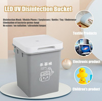 UV Sterilizer Bucket UV Clothes Disinfection barrel for Baby...