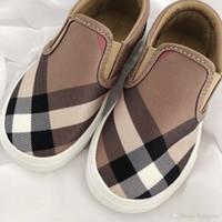 أحذية الأطفال قماش للأطفال أحذية أطفال أحذية الفتيات بنين أحذية رياضية تنفس 2019 جديد الخريف الربيع الطفل حذاء 2-9 سنوات