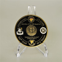 Freies Verschiffen 10 teile / los, Operation NEPTUN SPEAR 160. SOAR SEAL Team 6 Navy Gedenk Herausforderung Münze