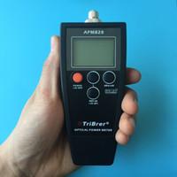 TriBrer APM820 OPM Mini-Handheld Optischer Leistungsmesser -70dBm ~ + 8 dBm