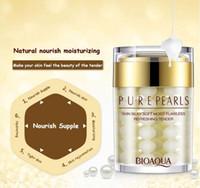 All'ingrosso di alta qualità in puro crema perla profonda idratante essenza crema per la cura del viso 60g creme