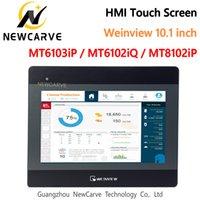 MT6103iP MT8102iP MT6102iQ HMI сенсорный экран 10,1 дюйма 1024*600 USB / Ethernet WEINVIEW / WEINTEK новый человеко-машинный интерфейс NEWCARVE