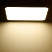 욕실 주방 생활 광장에 대한 72W 초박막 현대 LED 천장 다운 라이트 매입 다운 라이트 초슬림 LED 패널 램프