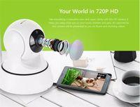 Nuevo llega SANNCE Seguridad para el hogar Mini cámara IP inalámbrica Cámara de vigilancia Wifi 720P Cámara de visión nocturna CCTV Monitor de bebé