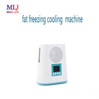 2019 Бесплатная доставка Корея Портативный Cryolipolysis жира замораживания тела для похудения кавитации машина для домашнего использования и салона