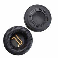 Dla Plantronics Rig600 Słuchawki Słuchawki Poduszka Pokrywa Wymiana Białka Skórzana Pad Earmuff Ear Muff Rig 600 HiFi Słuchawki Wysokiej jakości