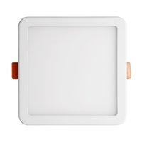 8W LED Luzes do painel redonda Natural White Quarto Sala Cozinha Ransturant Iluminação Interior equipamento LED Lâmpada para decoração