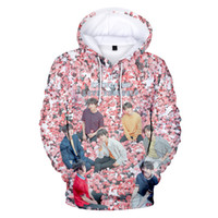 BTS WORLD TOUR LOVE YOURSELF 3D Fashion Hoodies Hot Selling ...