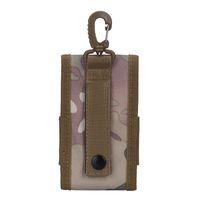 Saco de suspensão de camuflagem telefone móvel sacos ao ar livre pacote desportivo Gadgets portátil Multicolor Vários estilo venda quente 5 5rjf1