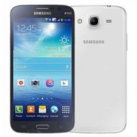 Оригинальный отремонтированный Samsung Galaxy Mega 5,8 дюйма I9152 Dual SIM Dual Core 1.5GB RAM 8 ГБ ROM 3G WCDMA Android Сотовый телефон DHL 5 шт.
