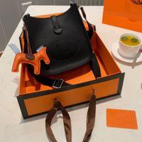 2020 أكياس أزياء حقائب الفاصل حقائب على ظهره حقائب الكتف فتاة حقيبة جلد حقيقي CROSSBODY المحافظ النساء محفظة مع صندوق