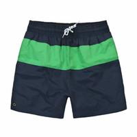 marque de mode Shorts Hommes Summer Beach Shorts Pantalons de haute qualité Maillots de bain Bermudes Homme Lettre Surf Life hommes maillot de bain