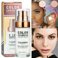Цена по прейскуранту завода-изготовителя 30 мл TLM изменение цвета основы жидкая основа макияж изменение к вашей коже