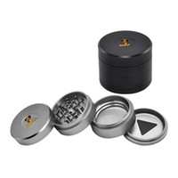 New HONEYPUFF Grinders 63MM 7 Layers Aircraft Aluminum Herb ...