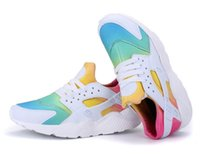 New spring and autumn fashion casual shoes running shoes tre...