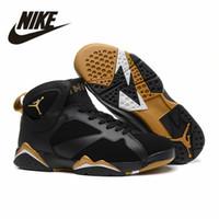 new style 1f5ce f25d8 2019 Nike Air Jordan Retro 7 Basketball Shoes Jordan VII Jordans Air 7S Men  Women Trainers Hare Raptor Bordeaux Hare Tinker Alternate French Blue  Sweater ...