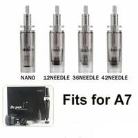 Ersatz-Nadel Cartridges Passend dr. Stift Dermapen 3 Mydermapen Cosmopen Dr Stift A7 Nadel Skin Care Aufhellen Verjüngung Entfernung von Narben