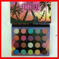 2019 new eye makeup Weekend Festival 20 Colors Eye Shadow Pa...