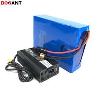 Batería de litio recargable de 72V Batería de bicicleta eléctrica de 72V 20AH para Samsung 30Q 18650 1500W 3000W original con cargador 5A