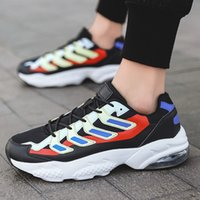 Fashion Men Casual Shoes 2020 retro increase sports shoes me...