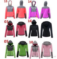 2019 Hot sell Women Fleece Hoodies Jackets Camping Windproof...