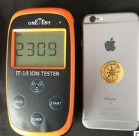 5G протектор квантового щит 24K золото отрицательного иона анти излучение наклейка shield50pcs / серия