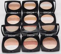Ücretsiz kargo kozmetik yüksek kaliteli kozmetik altı farklı renkler yeni ürünler mineralize toz