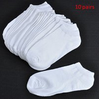 10 Pairs Women Socks Breathable Sports socks Solid Color Boa...