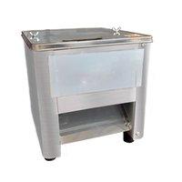 HOT Verkauf Handel Fresh Meat Slicer Cube Schneidemaschine automatische geschnittene Fleisch Slicer Fleischschneidemaschine