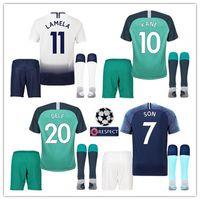 fcf735430c9 Wholesale spurs shirt for sale - Group buy 2018 Top thailand quality KANE  spurs Soccer Jersey