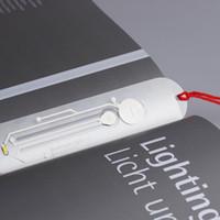Lampe de livre à LED ultra mince pour lampes de lecture nouveauté lampe de poche lampe veilleuse drôle signet lampe