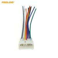 FEELDO Araba Radyo 12pin Erkek Konnektör Fiş Kablo Sistemi Adaptörü için Suzuki Wagon R Audio CD Oynatıcı Kablolama # 6448