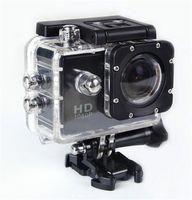 Camera 20PCS 1080P Digital HD 30 Metros 140 elevada profundidade Angle Lens Camera Waterproof Underwater Camera Sports Mergulho Posto SJ40000