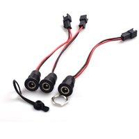 водонепроницаемый кабель для зарядки женский базовый 5521 5.5 2.1 разъем питания постоянного тока
