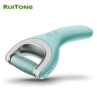 Foot File elettrico per piedi dei talloni morte della pelle rimozione del callo di Pedicure elettronico cura di piede Strumenti Ruitong
