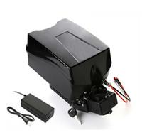Бесплатная доставка аккумуляторная батарея Land Rover складной велосипед 36 В 20ah Frog батареи для 250 Вт до 650 Вт двигатель + BMS + 42 В 2A зарядное устройство