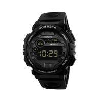 Women Mens Digital LED Watch Date Sport Outdoor Electronic wristwatch Casual Wrist Watches relogio 66f