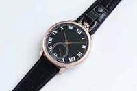 LUC usine L.U.C 161923-1001 Wristwatch montre de poche Rose suisse EHG mécanique à remontage manuel spécial Or 316L Boîtier en acier saphir