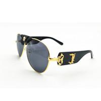 حار بيع الأزياء medusae نظارات المرأة العلامة التجارية نظارات السفر روز الوردي سيدة نظارات المنصة نماذج gozluk tmall مع شعار