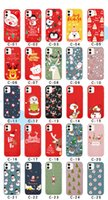 Christmas TPU Phone Case For iPhone 11 Pro Max Xr X 8 7 Plus...