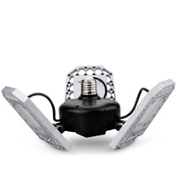 100W 80W 60W E27 Lampada LED LED 110V 220 V Lampadina a LED Elevata lampadina per lampada ad alta potenza per il magazzino Factory Garage Basement Gym