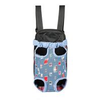 Haustier Front Brust Tuch Rucksack Träger mit Knöpfen Outdoor Reise Durable Tragbare Umhängetasche Für Hunde Katzen