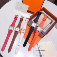 2020 новый стиль Известные женщины смотреть моды часы полный кристалл Роскошные наручные часы случайный дизайн дропшиппинг часы кожа кварцевых часов 5 звезд