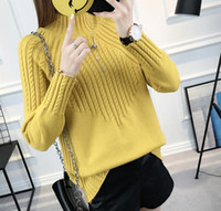 2019 woman sweater in Autumn and winter with New style High ...