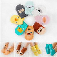 New Spring Baby Socks Newborn Cotton Boys Girls Cute Toddler...