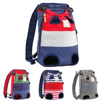 Portable Front Back Wear Backpack for Pet Dog Teddy Cat Outd...