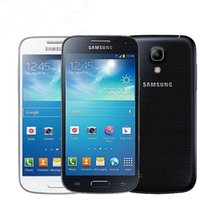 "Orijinal Samsung Galaxy S4 Mini I9195 S4mini 3G 4.3"" WIFI GPS 8MP Qualcomm 1080P Çift Çekirdekli smatphone Cep Cep Telefonu"