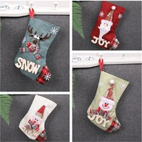 Hot selling New style Santa Claus Snowman medium Christmas s...